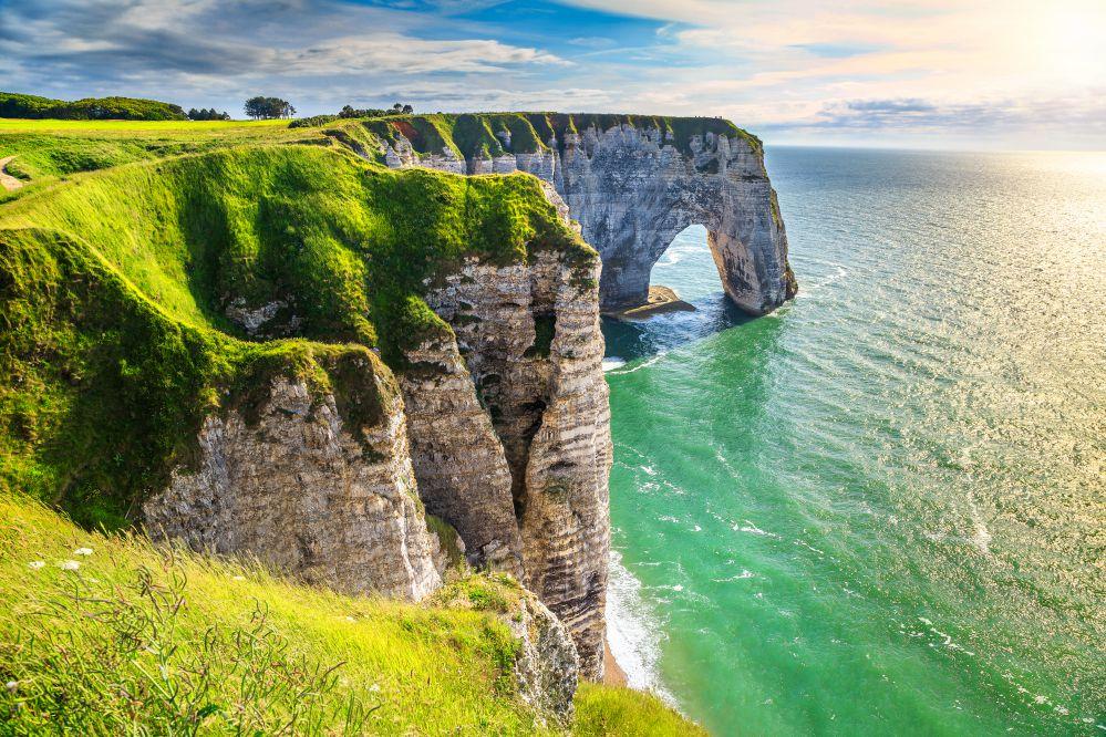 Normandy travel 2021