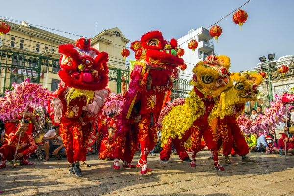 festival Chinese new year