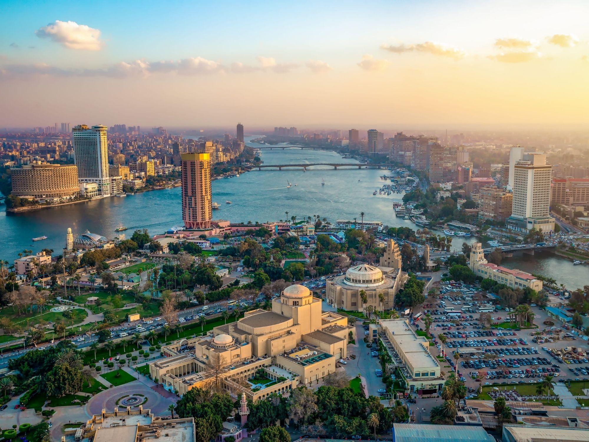 historical cairo