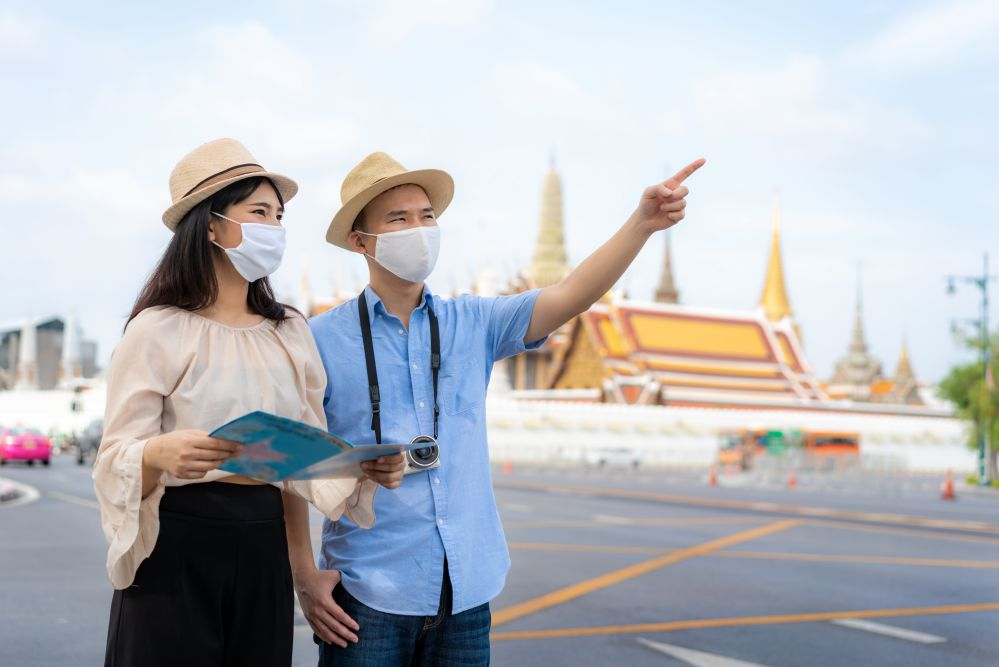 plan a trip during the pandemic