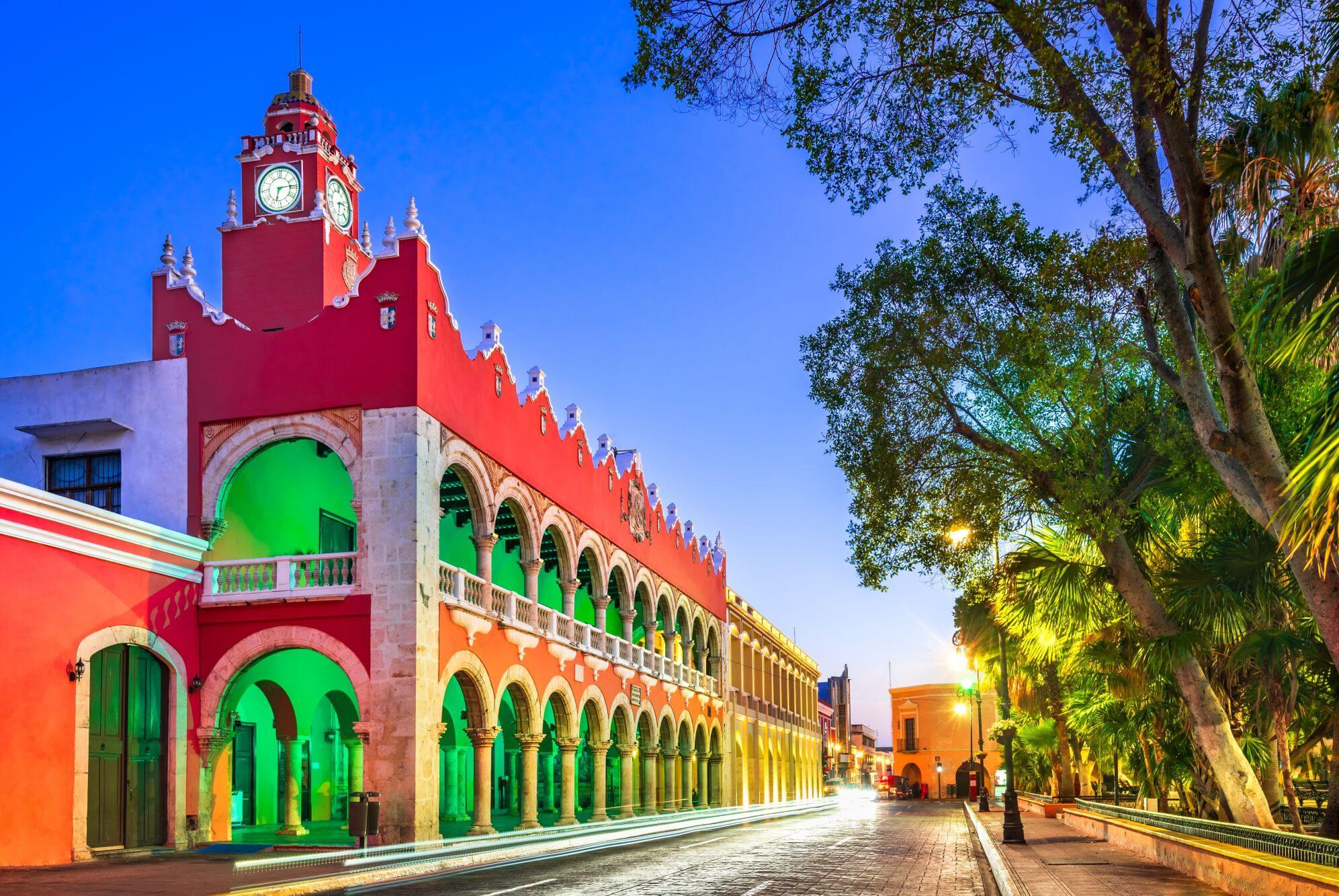 Merida Messico