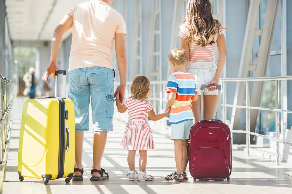 travel with kids destinations